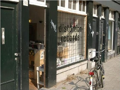 Distortion Records Store